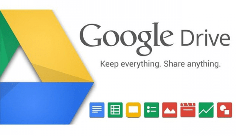 google drive for sales team